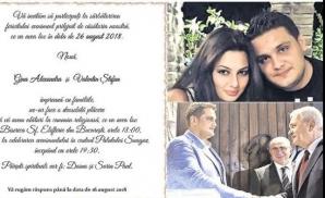 Nuntă Dragnea Jr Cine Este Naşul De Cununie Al Fiului Lui Dragnea
