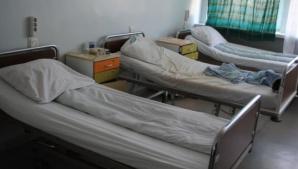 Protestatar rănit de capacul unei grenade, infectat cu o bacterie, în spital