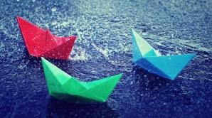 Informare meteo de ultimă oră: revin ploile. Furtuni cu căderi de grindină - HARTA la zi