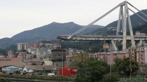 Pod prăbușit în Italia