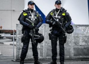 ATAC cu armă albă, în Gara centrală din Amsterdam