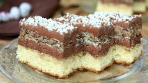 Regina Maria - desertul pe care toată lumea îl iubeşte. Rețeta din caietul bunicii