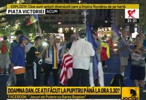Un nou protest antiguvernamental, în această seară, în Piaţa Victoriei