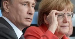 """Kremlin: Scopul întrevederii Merkel-Putin, """"sincronizrea ceasurilor"""" pe chestiuni urgente"""