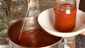 Ketchup de casă. Cea mai simplă reţetă
