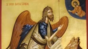 Sarbatoare 29 august 2018.Tăierea Capului Sfântului Ioan Botezătorul