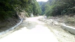 Drumul spre Sarmizegetusa Regia a fost reparat şi se redeschide