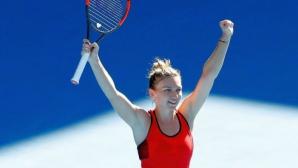 Simona Halep s-a calificat, pentru a treia oară, în finala turneului de la Cincinnati
