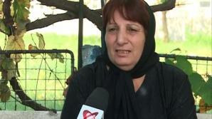 Soţia protestatarului mort: A plecat la Bucureşti cu gândul să ceară libertate pentru copiii noştri