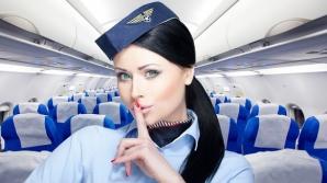 Secretele murdare ale meseriei, dezvăluite de stewardese. Ce ţi se ascunde în timpul zborului