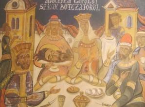 Tăierea capului Sfântului Ioan Botezătorul. Ce obiect să nu foloseşti sub nicio formă azi