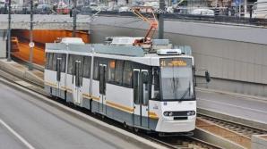 Atenţie bucureşteni: linia de tramvai 41 va fi suspendată sâmbătă şi duminică