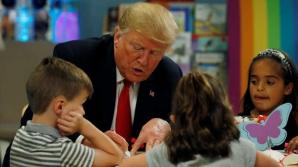 Gafă uriaşă făcută de Donald Trump
