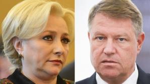 Guvernul Dăncilă pregătește terenul pentru suspendarea lui Iohannnis