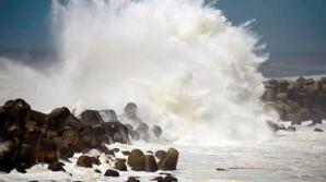 Taifunul Cimaron se îndreaptă spre insula Hokkaido după ce a lovit vestul Japoniei