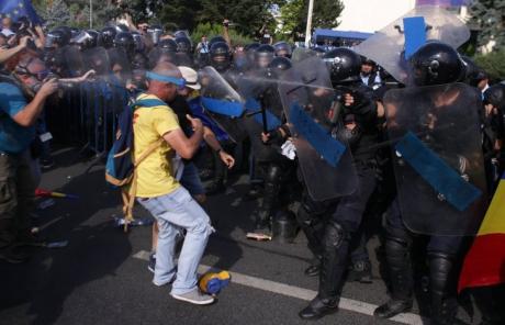 Protest diaspora: aproape 300 de plângeri depuse la Parchet