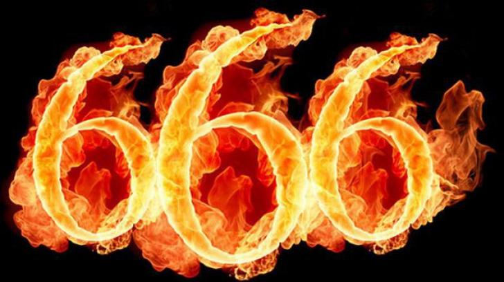 666 - numărul fiarei. Cât de malefic este acest simbol?