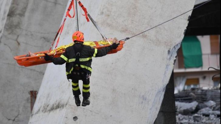 Român mort în tragedia din Genova