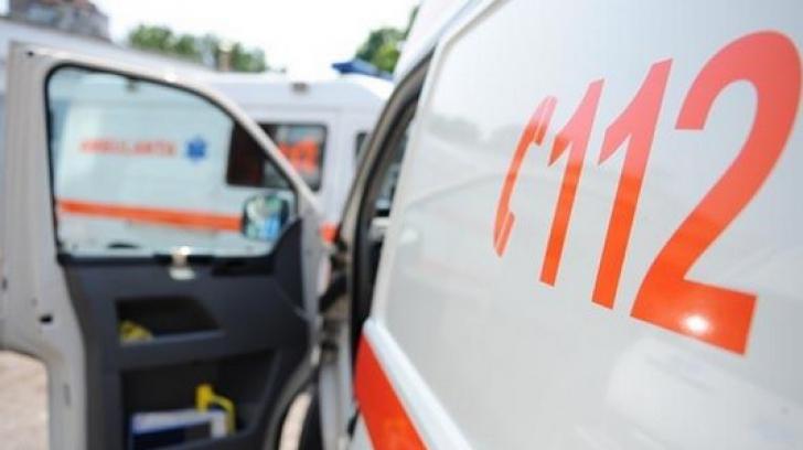 Accident cu 6 victime, pe DN 6. Traficul în zonă, îngreunat