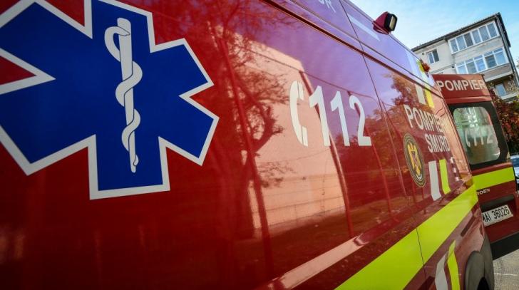 Grav accident la Iași. Zece persoane, rănite