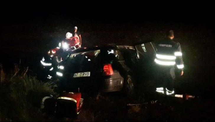 Tragedie pe un drum din Neamț