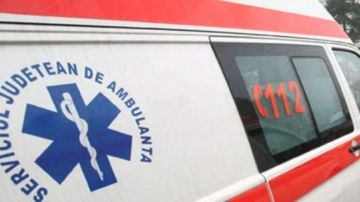 O familie din Croaţia aflată în vacanţă în România a ajuns la spital după un accident în Braşov