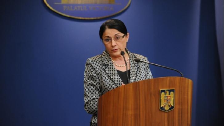 Ecaterina Andronescu despre prăbușirea în sondaje a PSD: Ceva sau cineva ne-a adus aici!