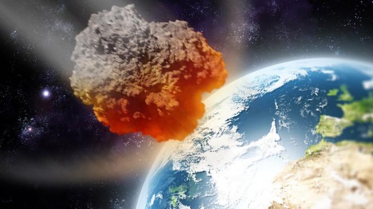 Potenţial pericol pentru specia umană: un asteroid imens se apropie de Terra