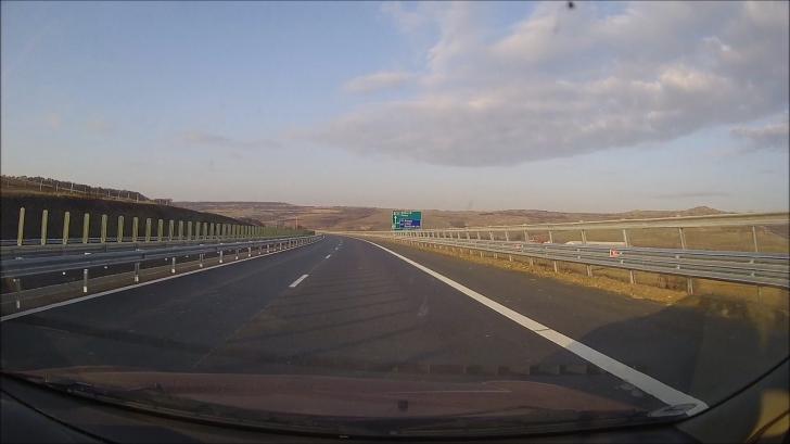Se închide o porțiune din autostrada A1. Care este motivul