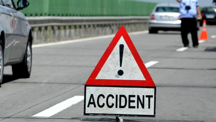 Accident cumplit în Alba: un mort şi doi răniţi