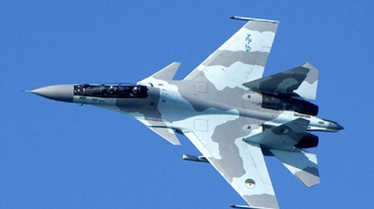 ALERTĂ. Două avione de luptă rusești, interceptate, DIN NOU, deasupra Mării Negre