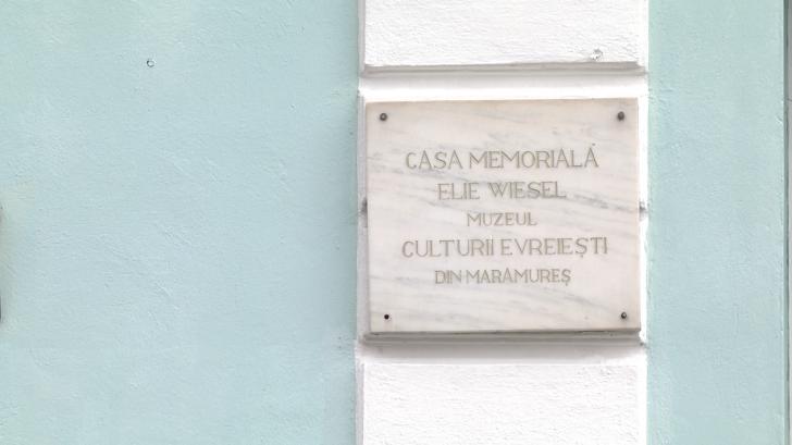 Casa memorială Elie Wiesel