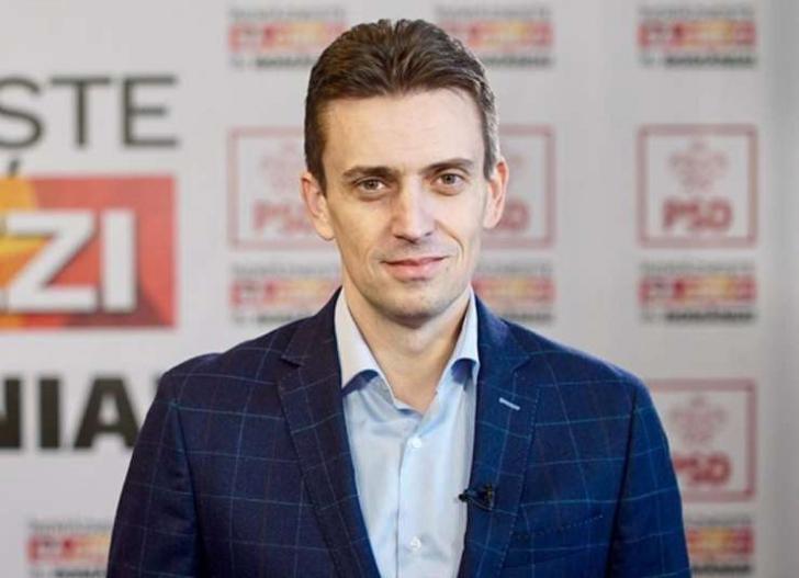 Cătălin Ivan anunţă că va cere excluderea PSD din Grupul Socialiştilor Europeni
