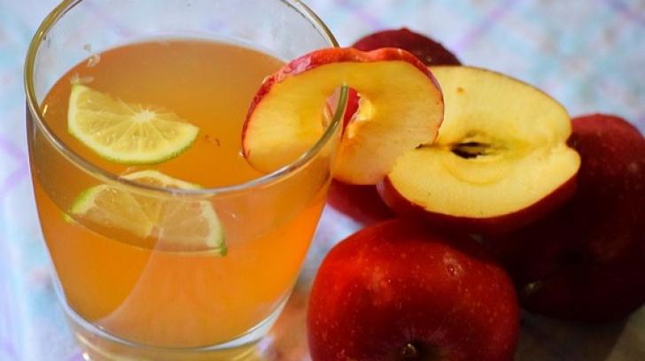 Ce se întâmplă în organismul tău dacă bei ceai de mere