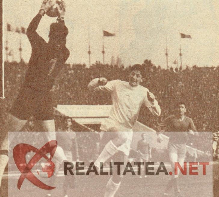 Cornel Dinu, in 1967. Arhiva: Cristian Otopeanu