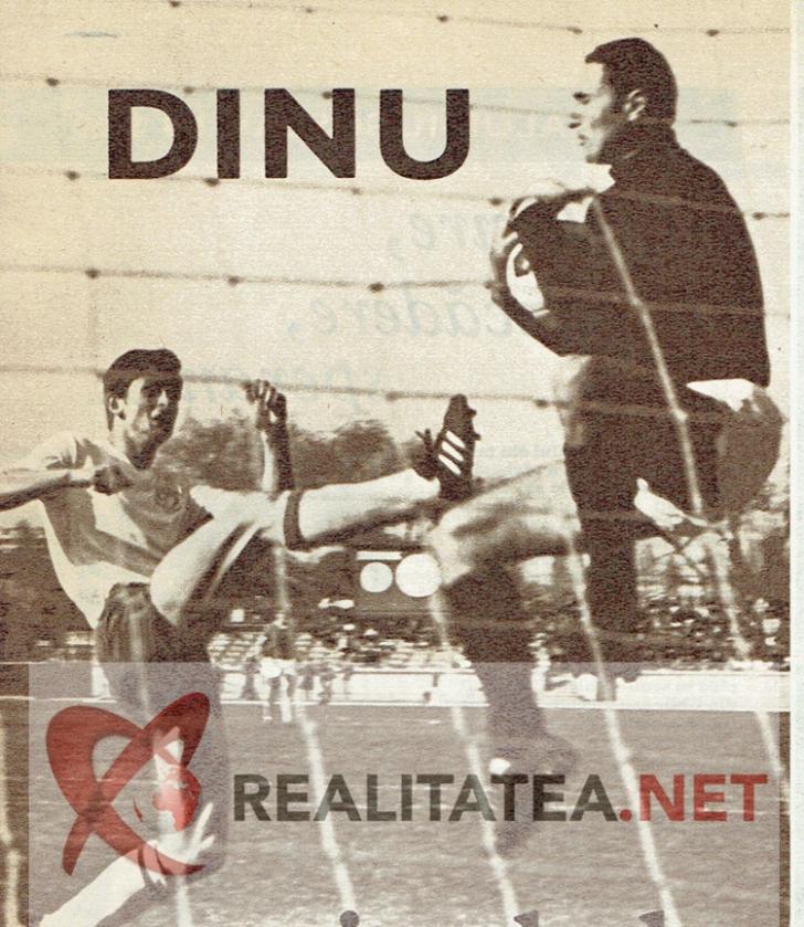 Cornel Dinu, in 1969. Arhiva: Cristian Otopeanu