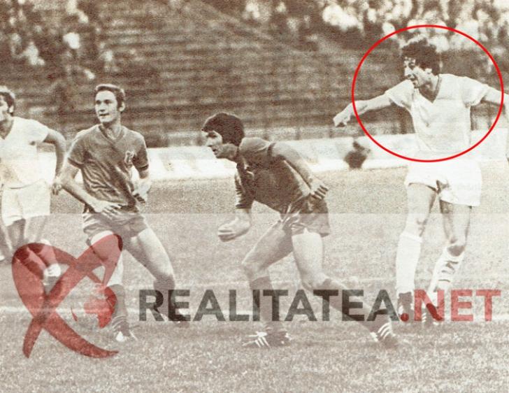 Cornel Dinu, in 1972. Arhiva: Cristian Otopeanu