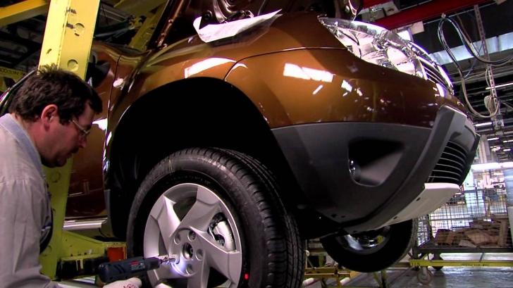 Demisie surprinzătoare la Automobile Dacia