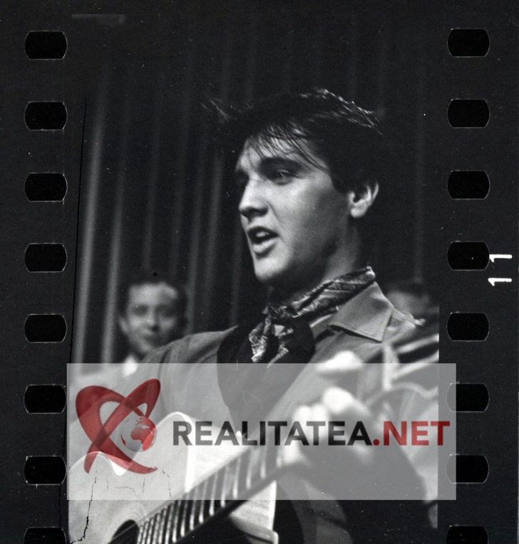 Elvis Presley in filmul King Creole (1958)