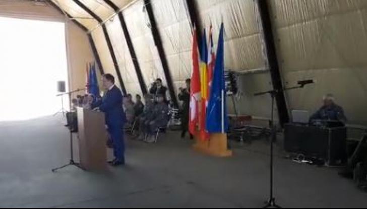 Forţele Aeriene Regale Canadiene vor participa cu avioane Hornet la misiuni în România
