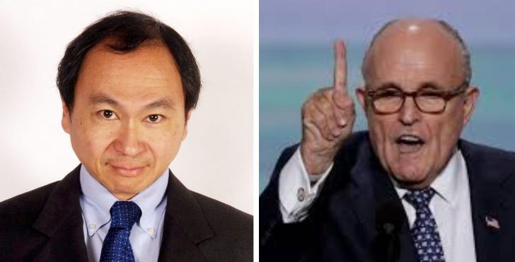 Gurul politicii mondiale îl desfiinţează pe Giuliani