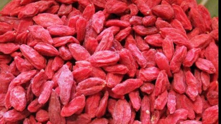 Beneficiile necunoscute ale fructelor goji. Iată motivele pentru care trebuie să le consumi!