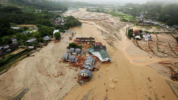 Dezastru. Peste un milion de persoane au fost evacuate în urma inundaţiilor
