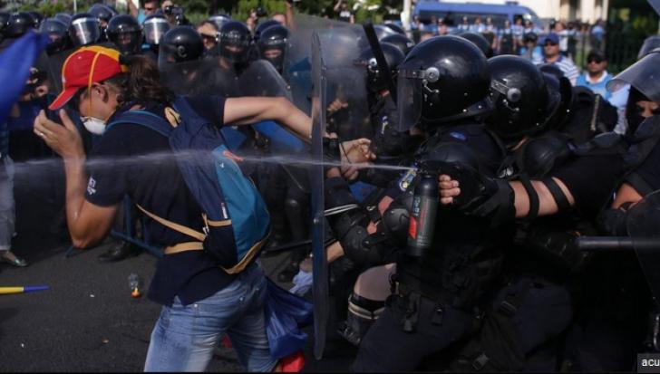 Jandarmeria, sub anchetă
