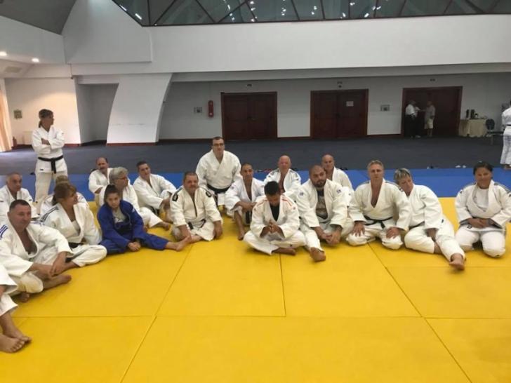 Întrunire de zile mari pentru judo-ul românesc