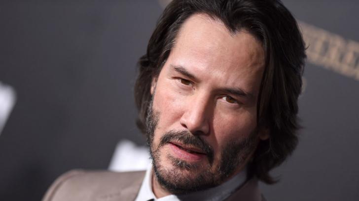 Keanu Reeves s-a însurat în România cu o super-actriţă