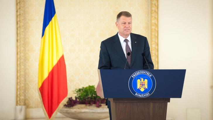 Klaus Iohannis: Autorii violenţeler să fie pedepsiţi! Agresivitatea jandarmilor, nejustificată!