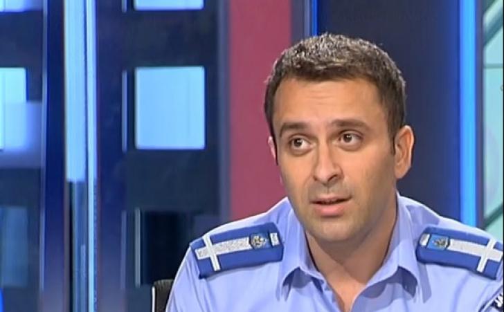 Şeful jandarmilor care au intervenit în Piaţa Victoriei, avansat