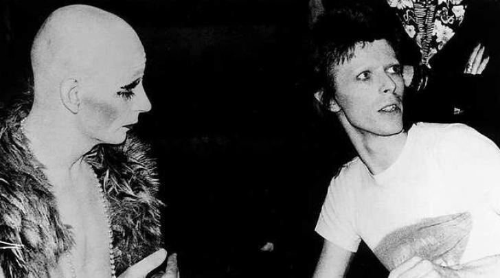 A murit Lindsay Kemp, mentorul lui David Bowie