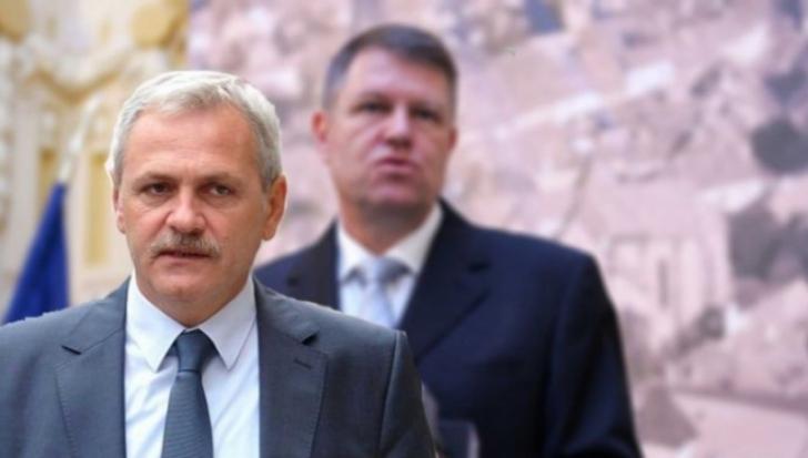 Dragnea: Eu aş vrea să-l suspendăm pe Iohannis